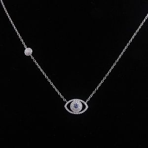 Jewelry - Stunning Evil Eye Adjustable Necklace